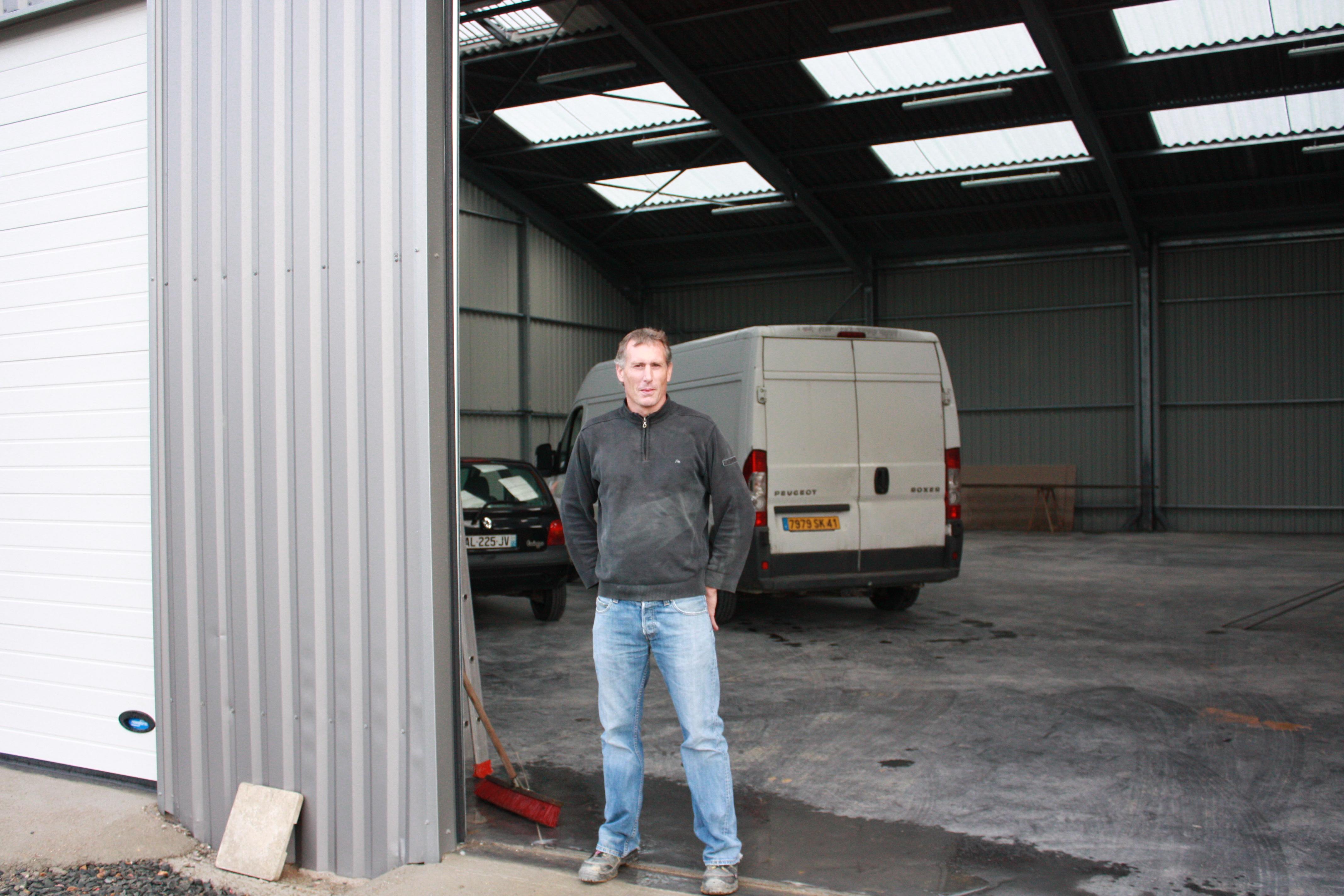 Apr s 15 ans chez bel il s 39 installe et cr un garage for Garage du viaduc sable sur sarthe
